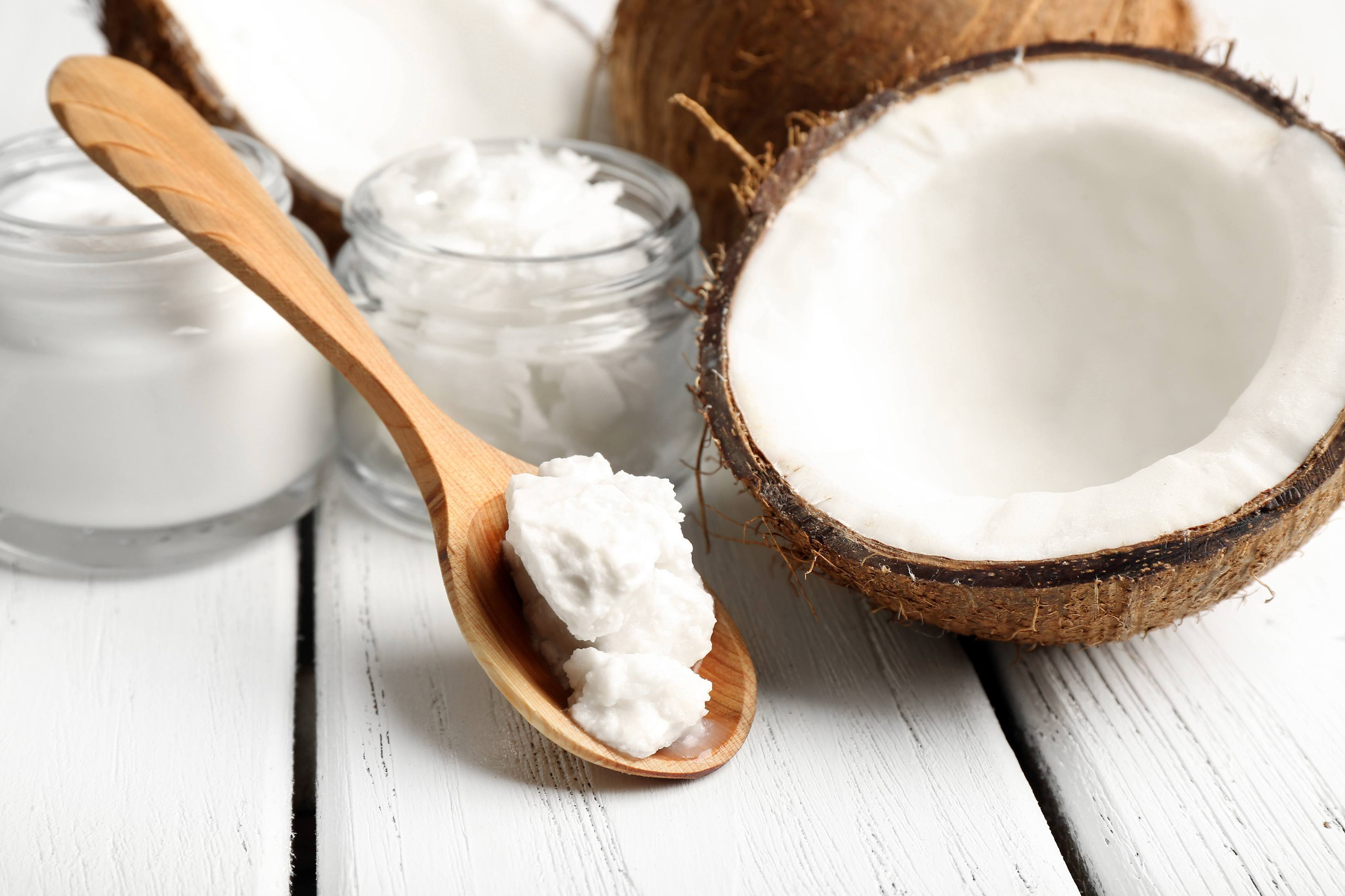 Organic coconut oil wholesale & private label service as well as in bulk from envir